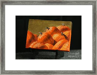 Catching Some Rays 2 Framed Print