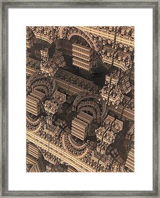 Cathedral 1 Framed Print by Jacob Bettany