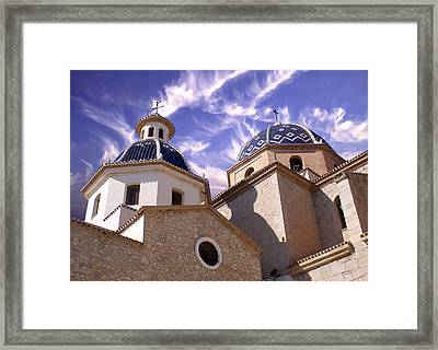 Framed Print featuring the photograph Cathedral by Rod Jones