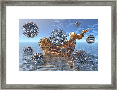 Cathexis II Framed Print