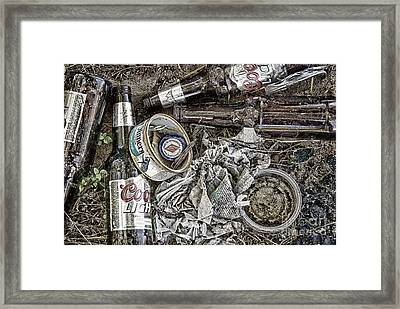 Cats Nip Framed Print