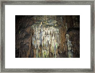 Cave04 Framed Print
