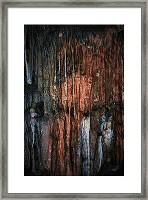 Cave05 Framed Print by Svetlana Sewell