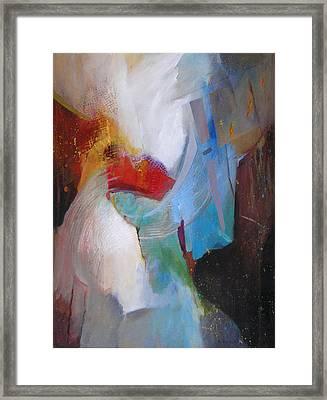 Celebration Framed Print by Barbara Couse Wilson