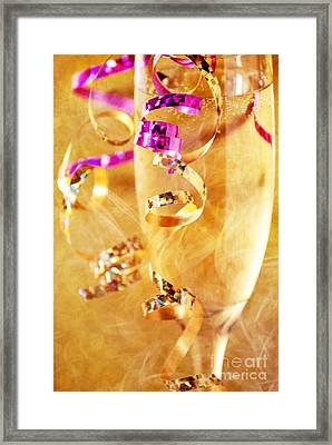 Celebration Framed Print by HD Connelly