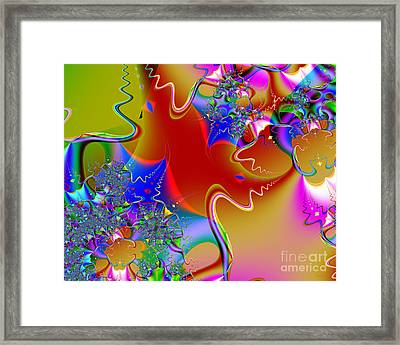 Celebration . S16 Framed Print