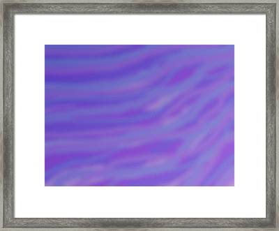 Celestial Space Sea Framed Print by Timothy Jones