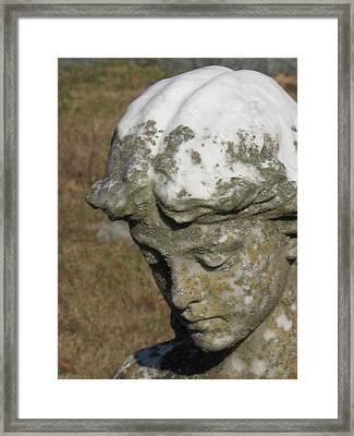 Cemetery Series 1 Framed Print