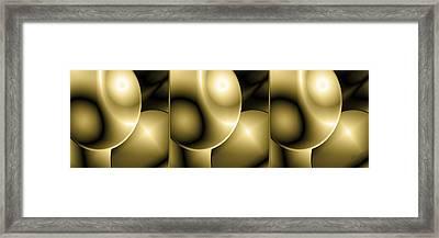 Certification Framed Print by Steve Sperry