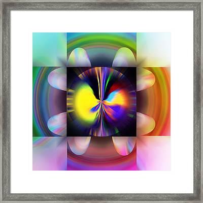 Cg2 25 Framed Print