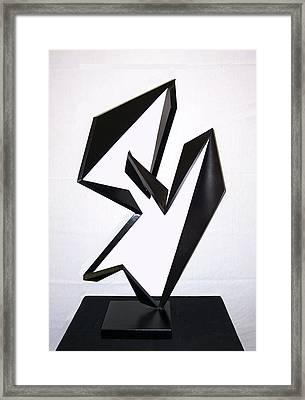 Cha Cha Cha Framed Print by John Neumann