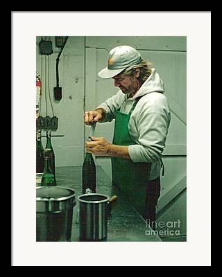 Champagne Methode Champenois Photographs Framed Prints