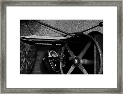 Framed Print featuring the photograph Champion by Michael Nowotny