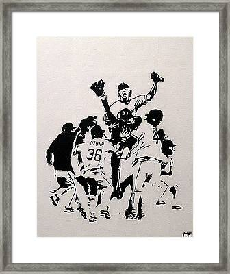 Champions Framed Print by Matthew Formeller