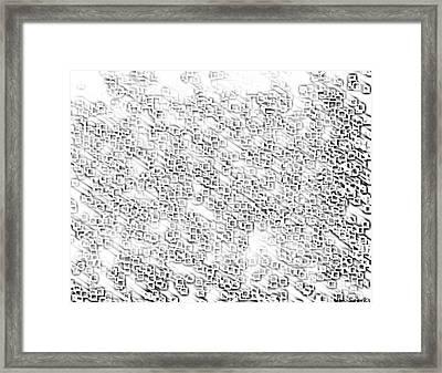 Chances Framed Print by Jen Sparks