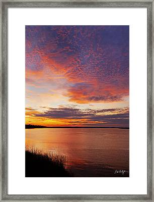 Changing Clouds Framed Print by Phill Doherty
