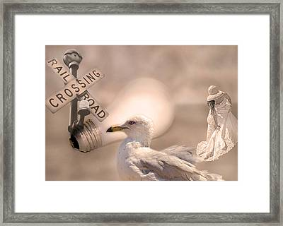 Chapter Nineteen  Framed Print by Betsy Knapp