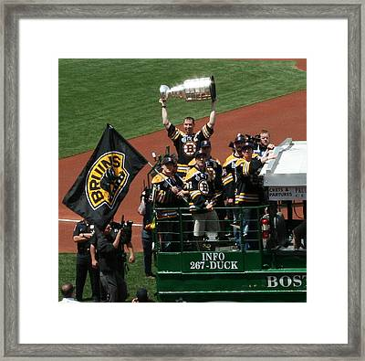 Chara Cup Framed Print by Stephen Melcher