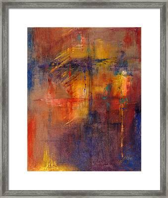 Charisma Framed Print by Rita Bentley