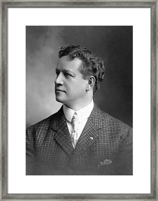 Charles H. Ebbets (1859-1925) Framed Print