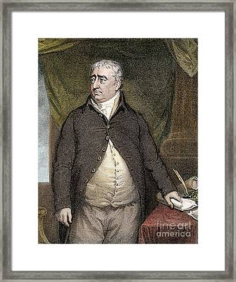 Charles James Fox Framed Print