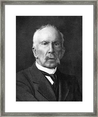Charles Richet, French Physiologist Framed Print by