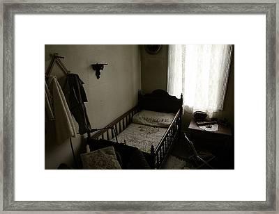 Charlie May Framed Print
