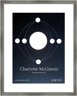 Charlotte Mcginnis Framed Print