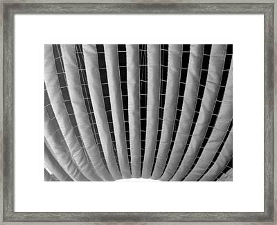 Charlottesville Pavilion II Framed Print by Steven Ainsworth