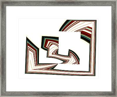 Chassidy No.3 Framed Print by Danny Lally