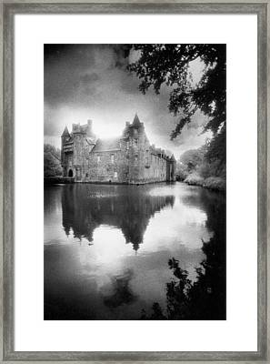 Chateau De Trecesson Framed Print by Simon Marsden