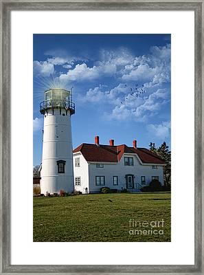 Chatham Lighthouse II Framed Print
