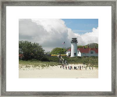 Chatham One Framed Print