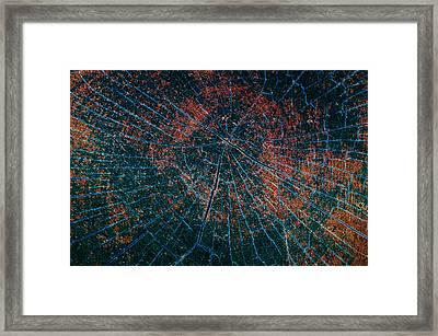 Check Mate Framed Print by Travis Crockart