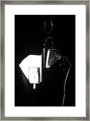 Cheers Before The Kiss Framed Print by Jenny Rainbow