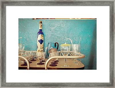 Cheers Framed Print by Nicole Neuefeind