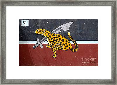 Cheetah 51 Framed Print by Unknown