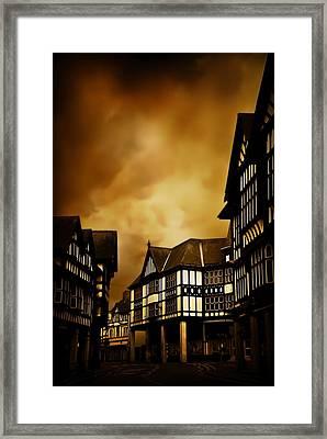Chesterfield Framed Print by Svetlana Sewell