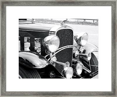Framed Print featuring the photograph Chevrolet by Robin Regan