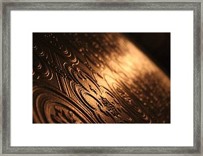 Chi-town Bar Wall Framed Print by Hope Williamson