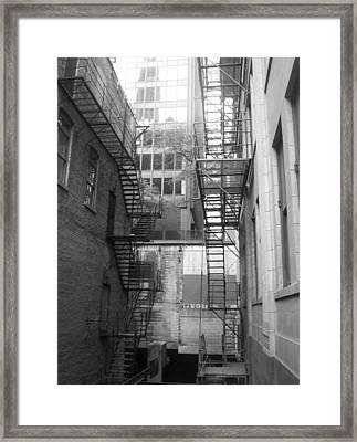 Chicago 1 Framed Print