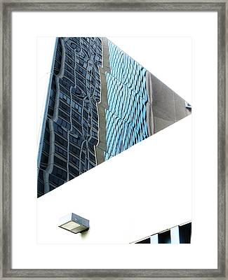 Chicago Heat Wave-2 Framed Print by Todd Sherlock