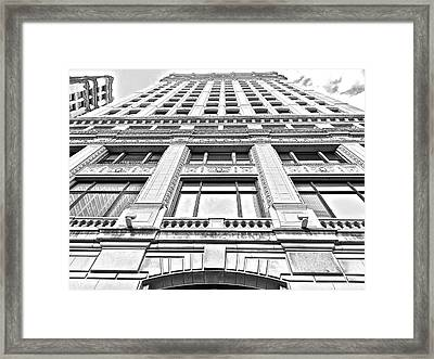Chicago Impressions 8 Framed Print
