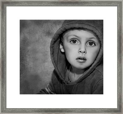 Child Hood Framed Print by Pat Abbott