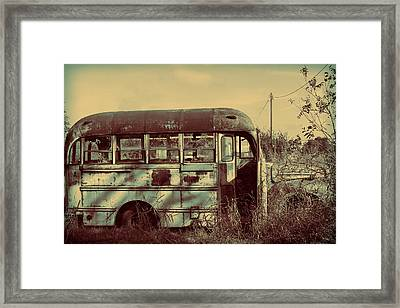 Children Gone Away Framed Print by Tony Grider