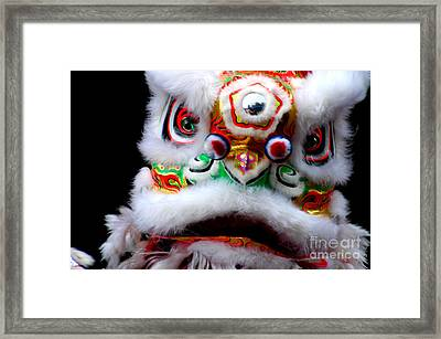 Chinese New Years Nyc 4705 Framed Print