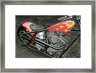 Chopper Framed Print by Mauro Celotti