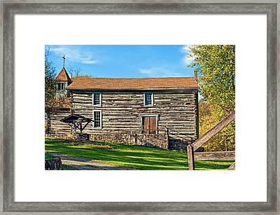 Christ Church Framed Print by Steve Harrington