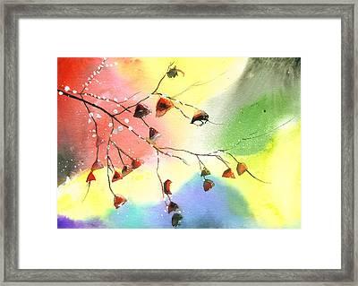 Christmas 1 Framed Print by Anil Nene