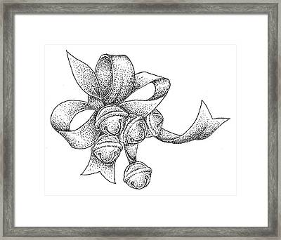 Christmas Bells Framed Print